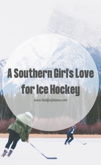 A Southern Girl + Ice Hockey = Lots of Confused People