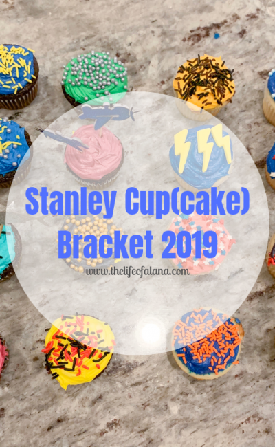 Stanley Cup Playoffs 2019 | Stanley Cup(cake) Bracket